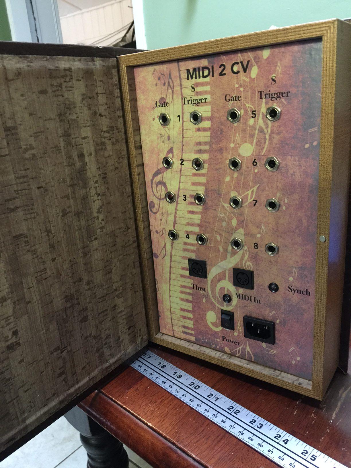 The Book of MIDI